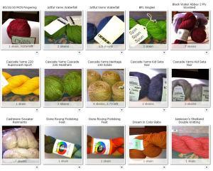 my yarn 1