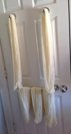 Texel yarn