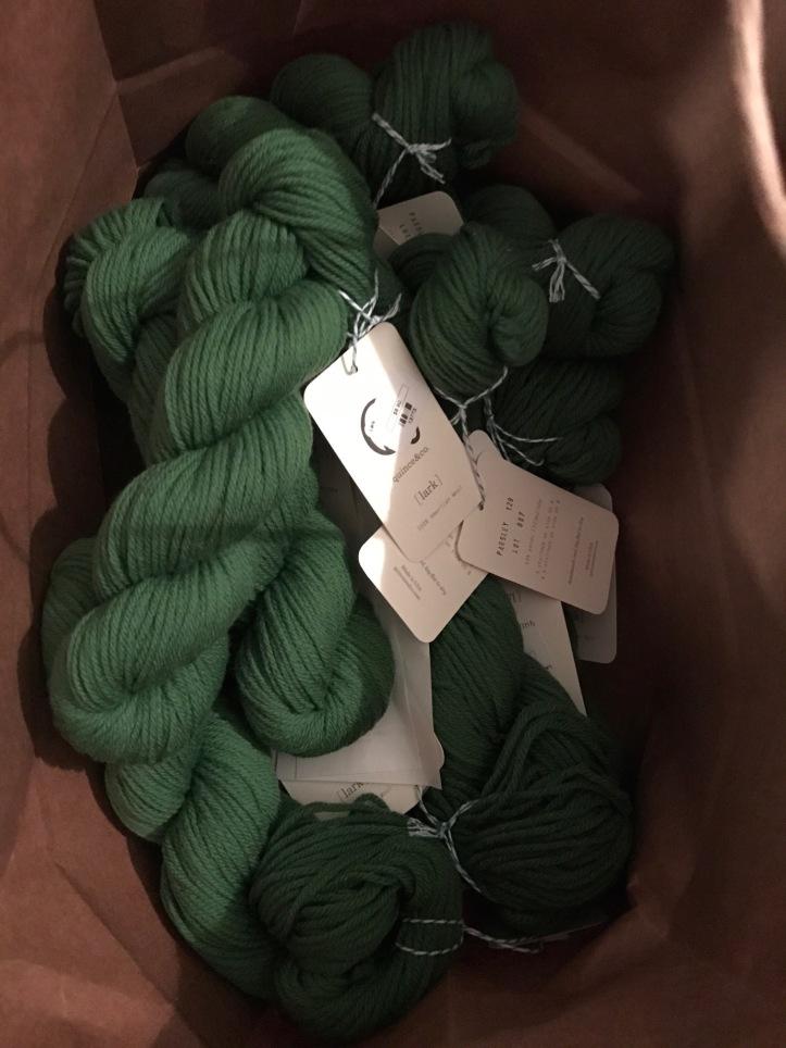 green-yarn