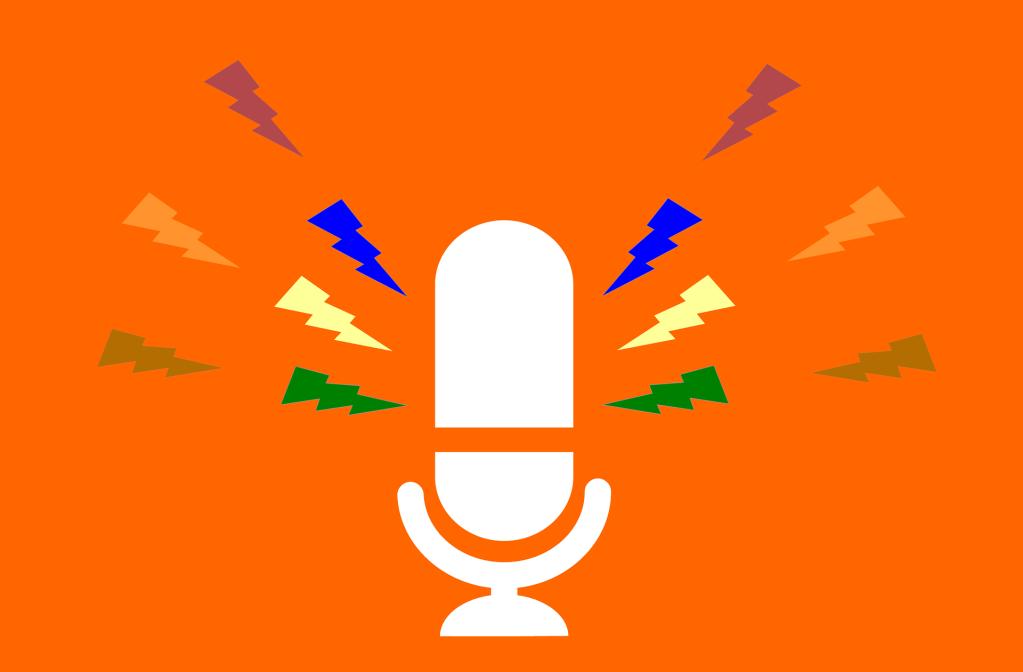 Illustration of a podcast  Image by Tumisu from Pixabay